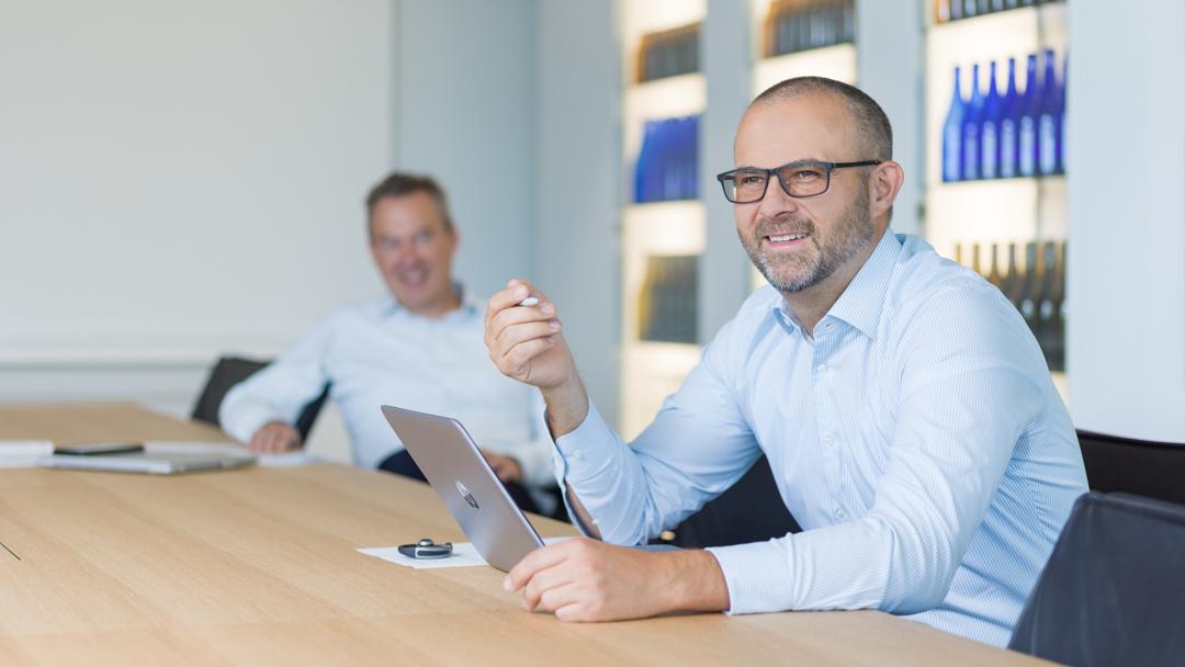 Firma Vetropack AG Sitzung